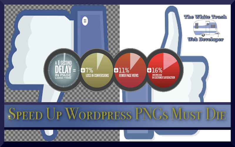 Speed Up WordPress PNGs Must Die!
