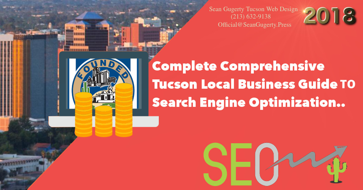 2018 Tucson Search Engine Optimization Guide
