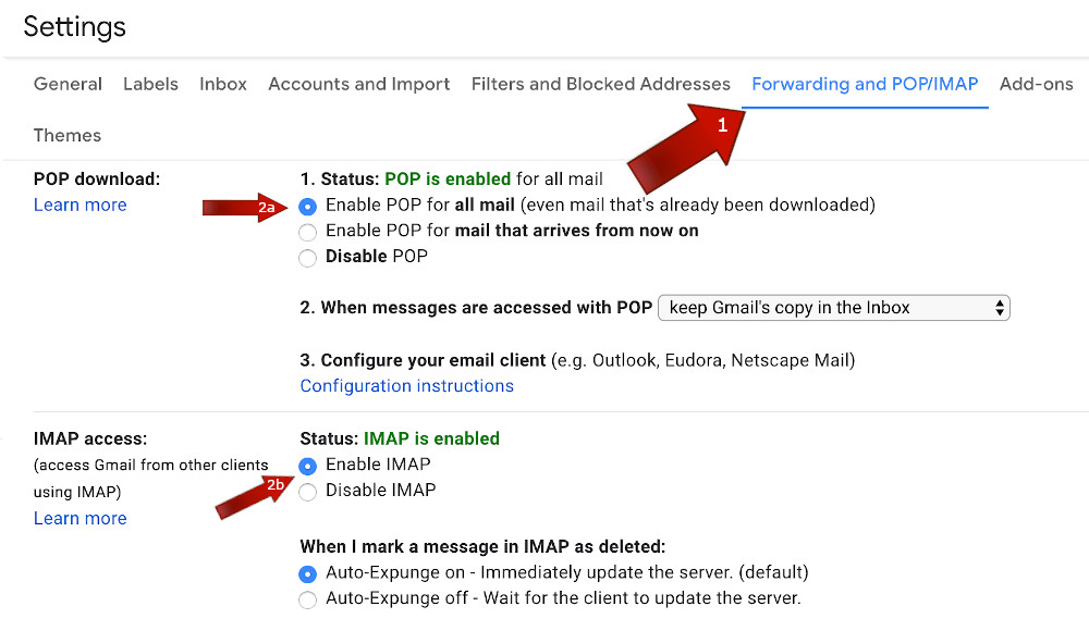 Google Script Gmail Autopilot - Instructional Slide 2.